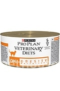 Purina Veterinary Diets OM - Overweight Management Feline (консервы)
