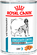 Royal Canin Sensitivity Control Canine Chicken Cans