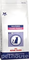 Royal Canin Young Female S/O