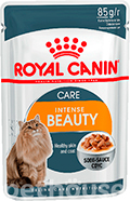 Royal Canin Intense Beauty в соусе