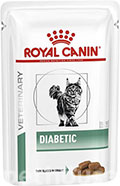 Royal Canin Diabetic Feline Pouches