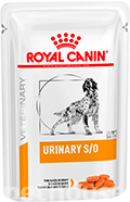 Royal Canin Urinary S/O Canine Pouches