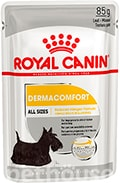 Royal Canin Dermacomfort в паштете