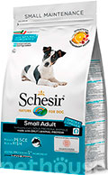 Schesir Dog Small Adult Fish
