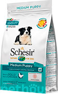 Schesir Dog Medium Puppy
