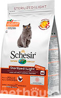 Schesir Cat Sterilized & Light