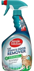 Simple Solution Stain and Odor Remover - нейтрализатор запаха и пятен для кошек