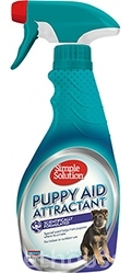 Simple Solution Puppy Aid Training Spray - спрей для привлечения щенков к туалету