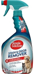 Simple Solution Stain and Odor Remover - нейтрализатор запаха и пятен для собак