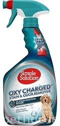 Simple Solution Oxy Charged Stain&Odor Remover - нейтрализатор запаха и пятен, с активным кислородом