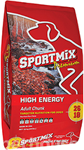 SPORTMiX Dog High Energy Adult Chunk