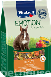 Vitakraft Emotion Beauty для кроликов