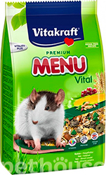 Vitakraft Menu Vital для крыс