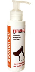VitamAll Salmon Oil