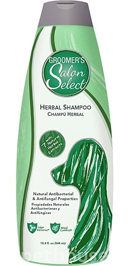 SynergyLabs Groomer's Salon Select Herbal Shampoo, фото