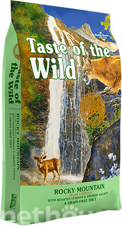 Taste of the Wild Rocky Mountain Feline Formula, фото