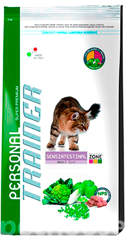 Trainer Personal Cat Adult Sensintestinal, фото