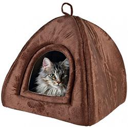 Теплый домик для кота - 7928
