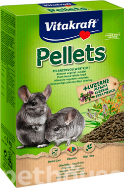 Vitakraft Pellets для шиншилл, фото